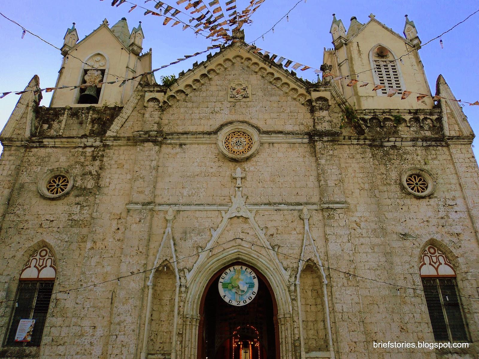 San Fernando (Cebu) Philippines  city photo : San Fernando's San Isidro Labrador Parish Church 1870 is an example ...