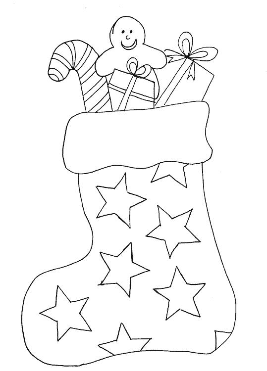 Il diario di un ragazzo comune o quasi disegno calza for Befana disegno da colorare