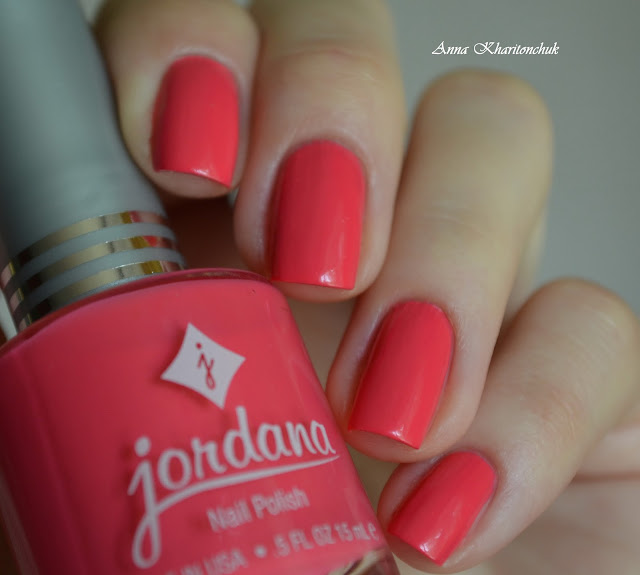 Jordana 942 Strawberry Marmalade