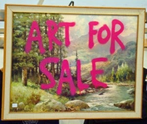 Pink Art - Art for Sale