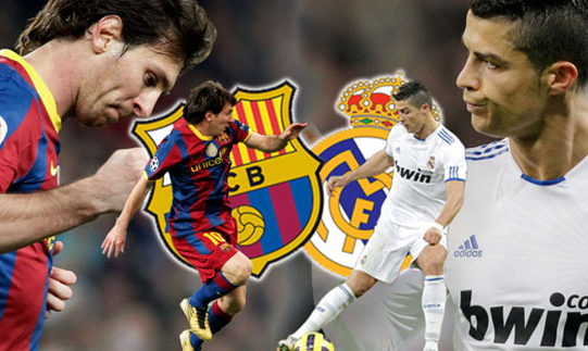 Real Madrid-Barcelona el 26 de octubre