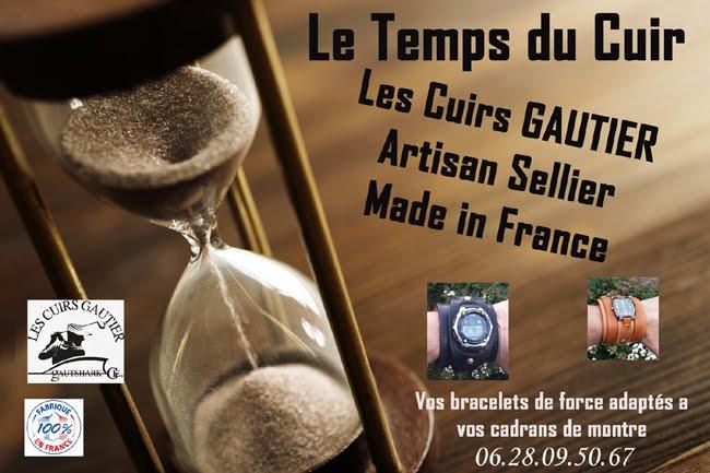 LES CUIRS GAUTIER. Artisan Français