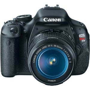 I love my Canon EOS Rebel T3i