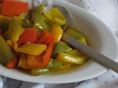 peperoni  agrodolci express