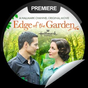 Edge Of The Garden Sticker
