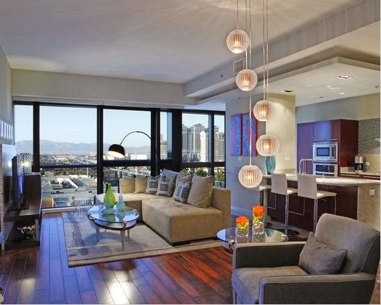 Desain Interior Ruang Tamu Minimalis Modern Dan