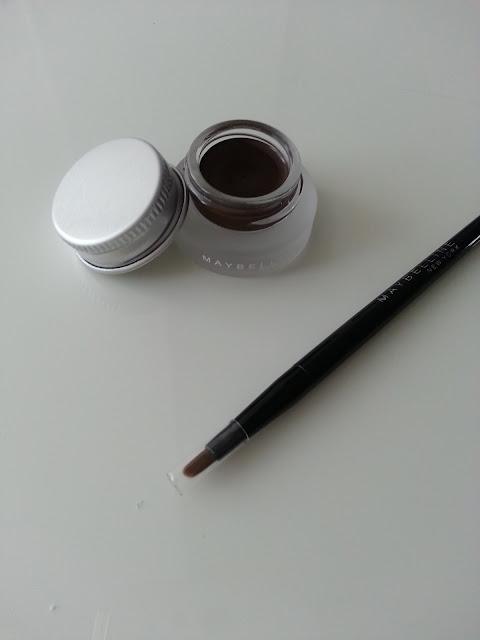 Kahverengi Eyeliner