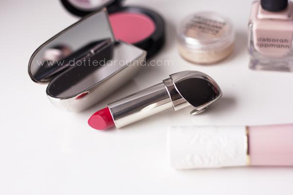 Guerlain Rouge G lipstick Garçonne