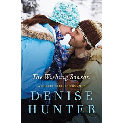 book review of The Wishing Season by Denise Hunter (Thomas Nelson) by papertapepins