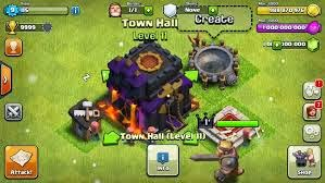 Download Clash of Clans Dual Mod