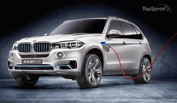 BMW X5 eDrive 2014