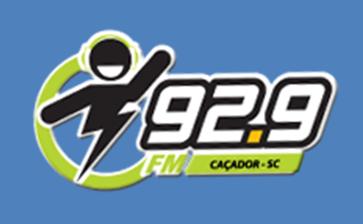 Rádio 92.9 FM de Caçador SC ao vivo
