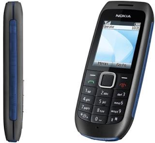 Firmware Nokia 1616 rh-125