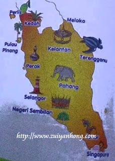 Malacca Map