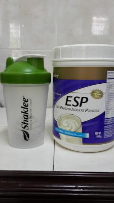 ESP untuk penyusuan