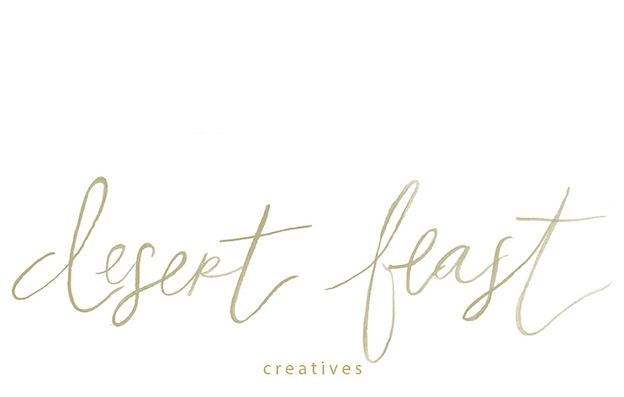 desert feast creatives