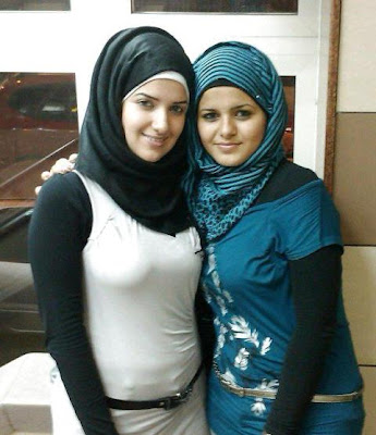 Hijab Fashion Style 2012