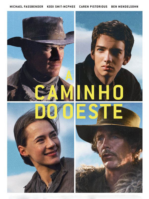 A Caminho do Oeste Torrent – BluRay 720p e 1080p Dual Áudio (2016)