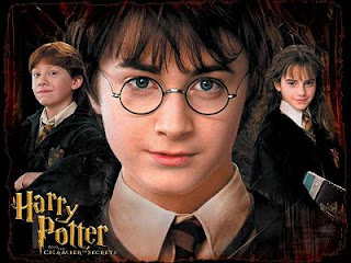 Gambar atau foto novel film kisah harry potter