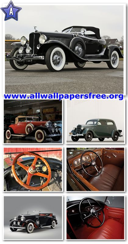 80 Amazing American Classic Cars Wallpapers 1280 X 1024 [Set 24]