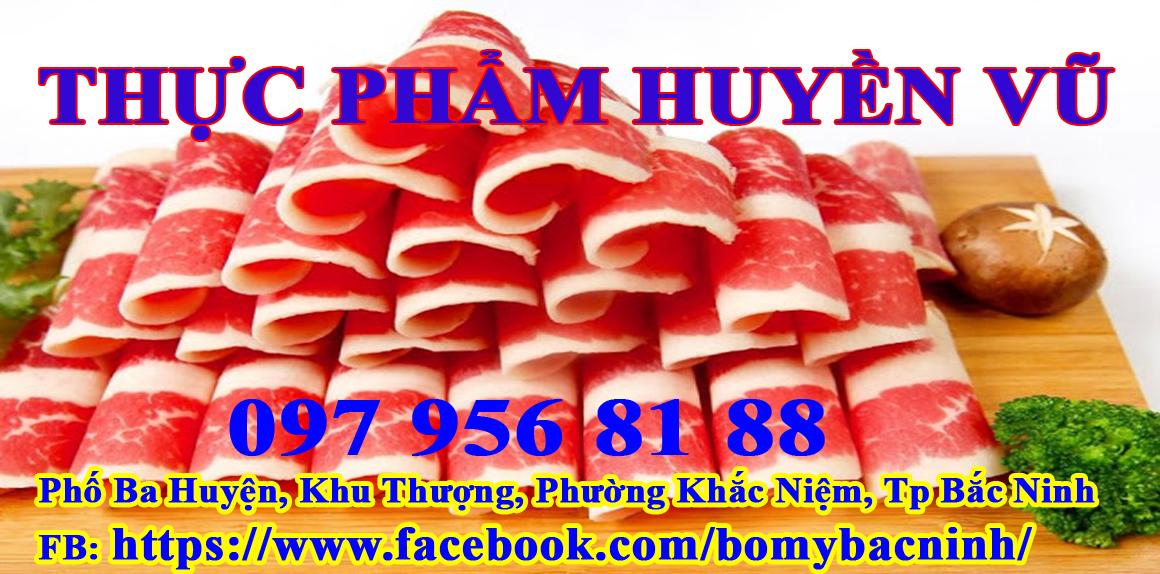Thịt Bò Mỹ Bắc Ninh