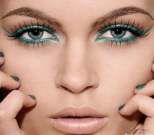 Good Wedding Makeup : Great Party Makeup Ideas : Everything About Fashion Today!