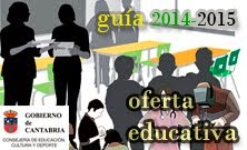 OFERTA EDUCATIVA CANTABRIA 14-15