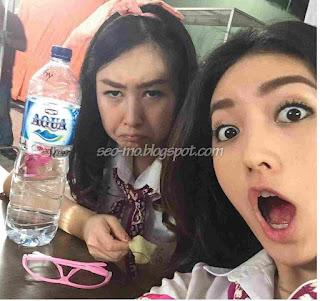 Foto Melly Dengan Reva Anak Jalanan RCTI