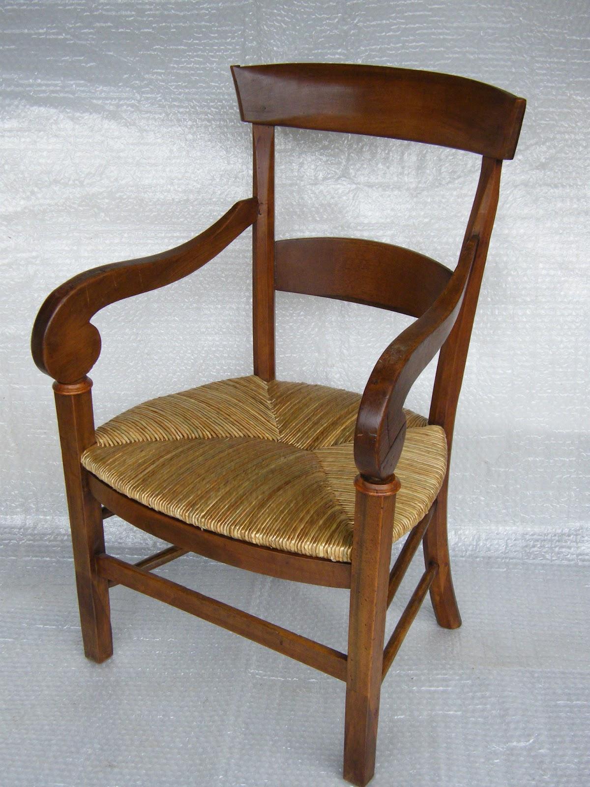 Normandie cannage belles pi ces for Rempaillage de chaises
