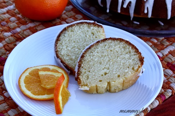 ... Kitchen - Recipes From my Texas Kitchen: Fresh Orange Pound Cake