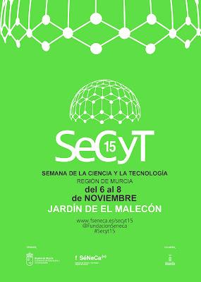 Semana de la Ciencia y la Tecnología 2015.