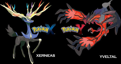 Pokemon X and Y 3DS Rom