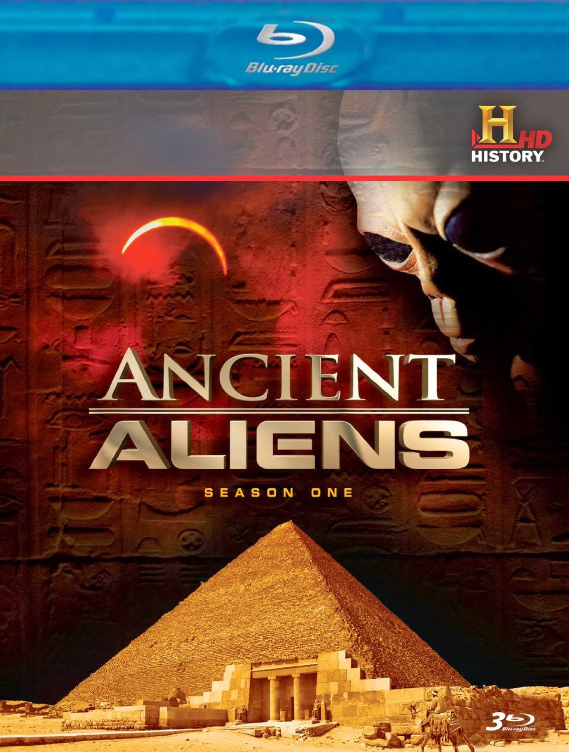 BUY Ancient Aliens: Season One [Blu-ray] (2010)