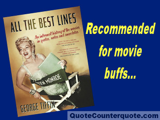 A great movie quote book