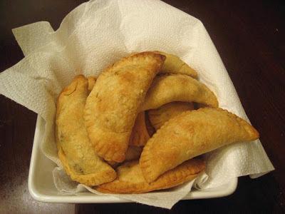 Empanadas Dominicanas Receta