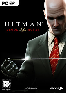 Free Download Hitman 4 Blood Money Game PC full version, rip, crack, repack, reloaded, highly compressed, beta, blackbox, skidraw gratis