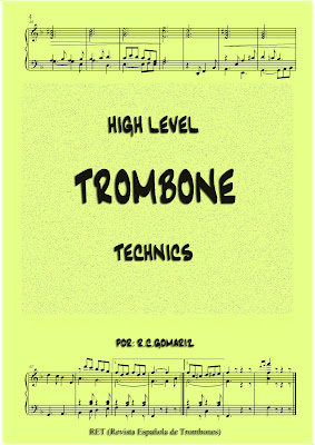 High Level Trombone Technics