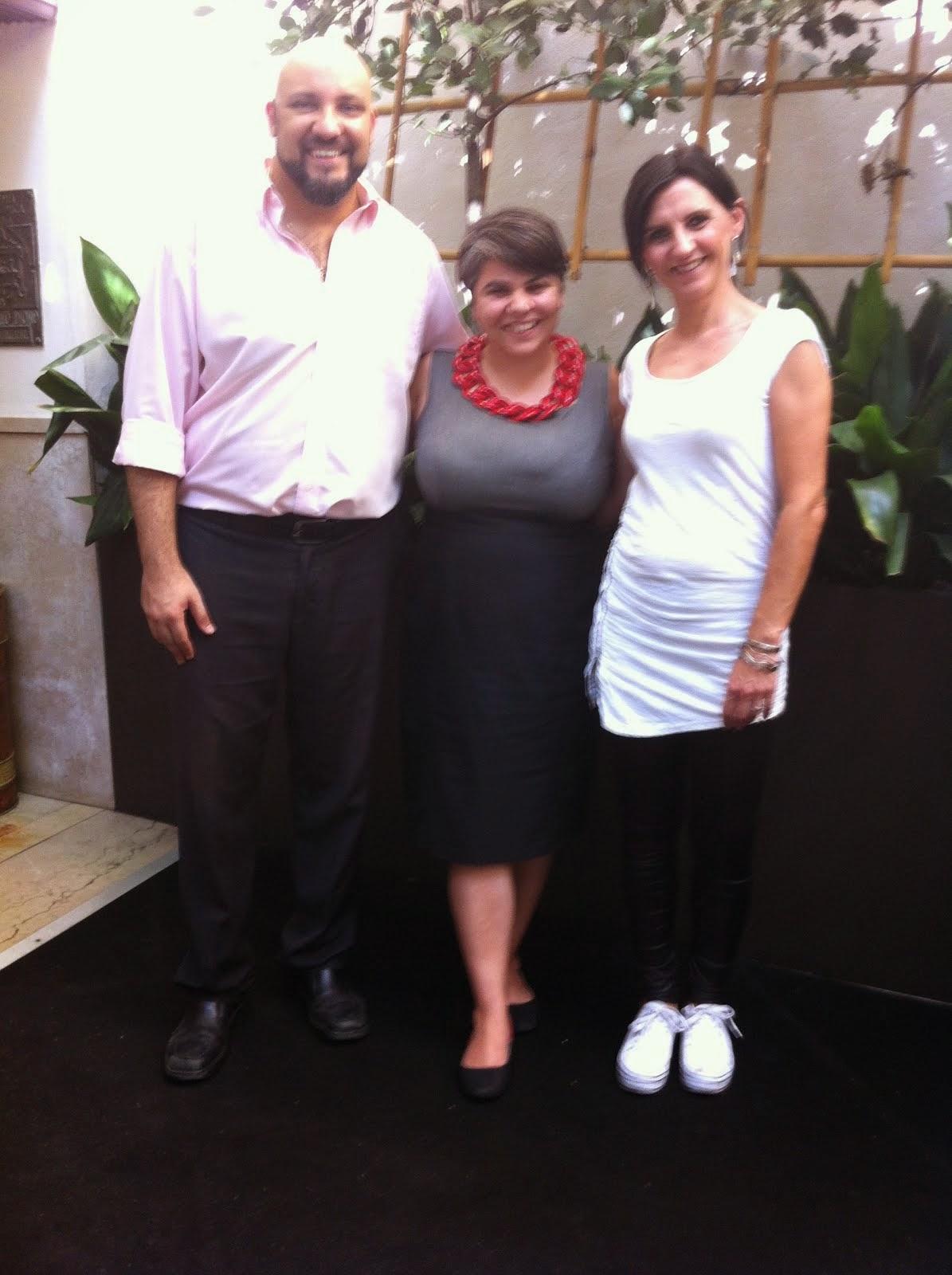 Con Michela Murgia..