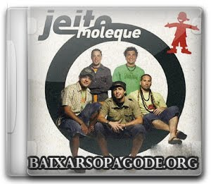CD Jeito Moleque - CD Acustico (2012)