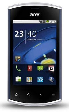 Acer Liquid Mini: Price & Specs of new Android phone