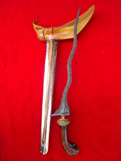 keris singasari