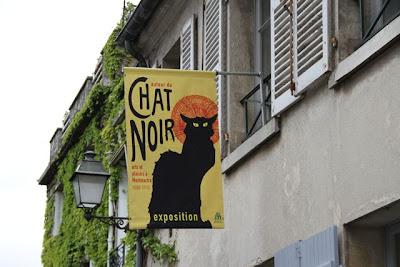 Barrio de Montmartre. Blog Esteban Capdevila