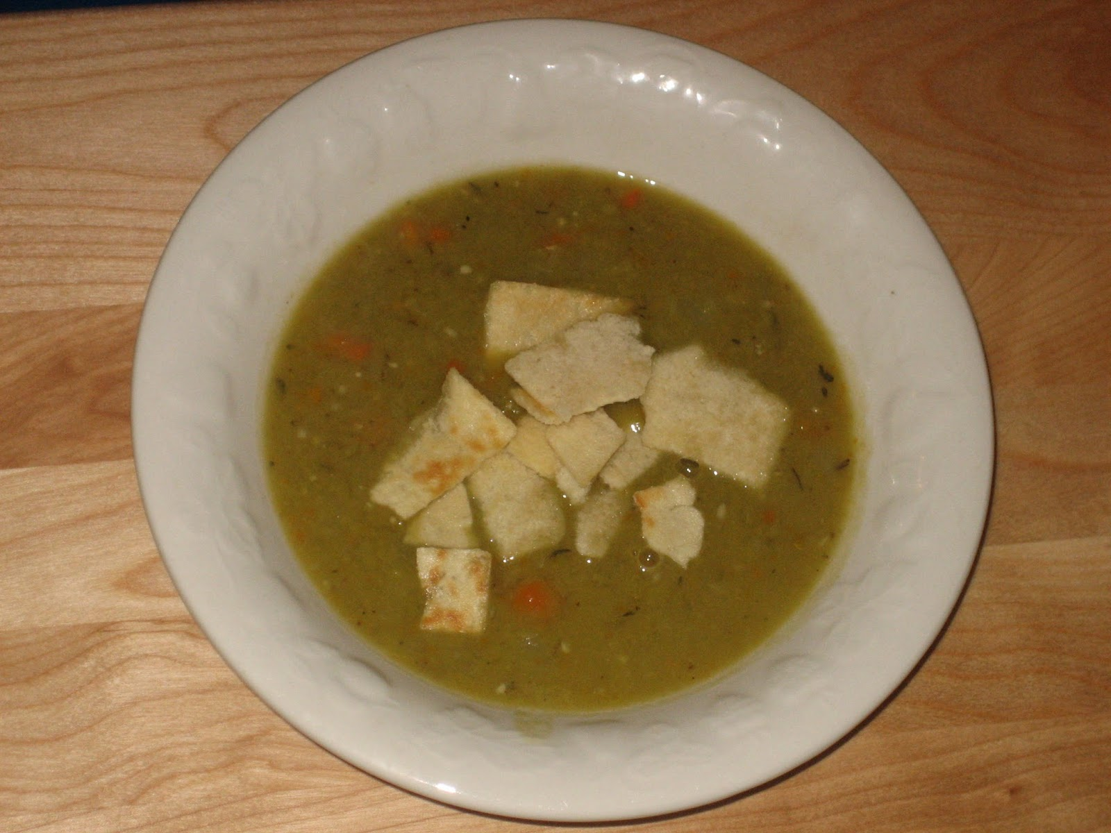 stuffedveggies: Split Pea Soup