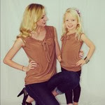 mother/daughter tops