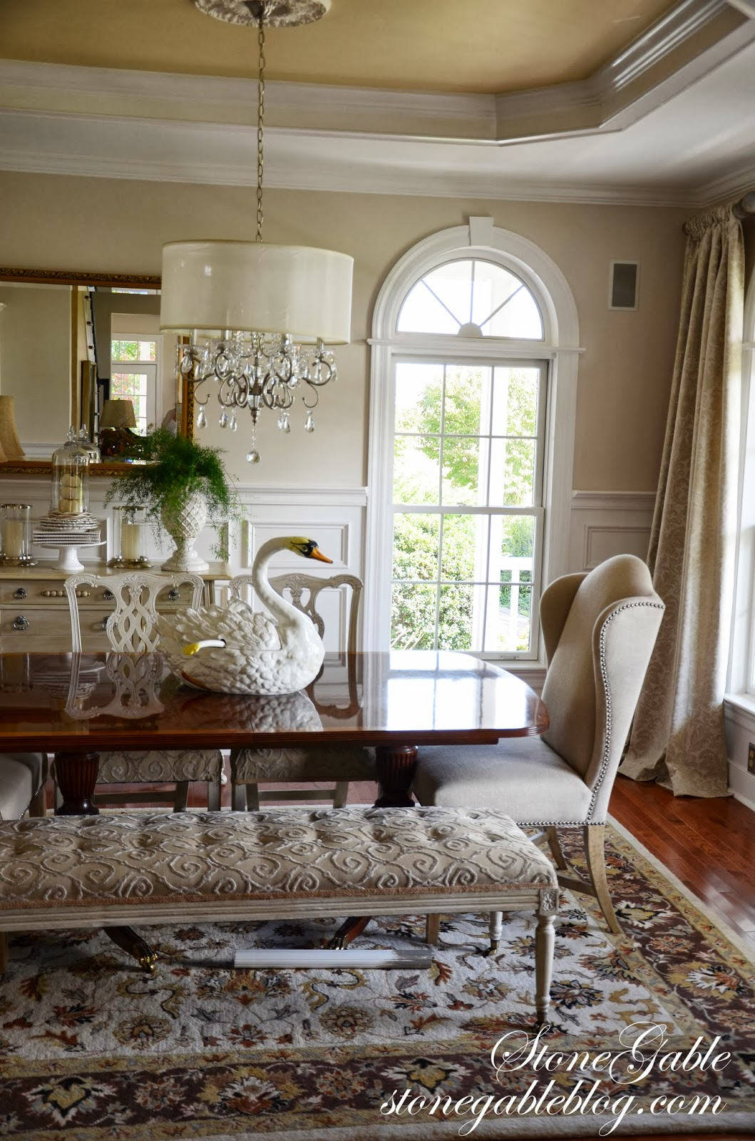 dining home with valance awesome room ideas fresh curtains interior for popular design