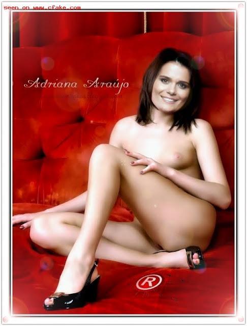 fotos Adriana Araujo  pelada nua