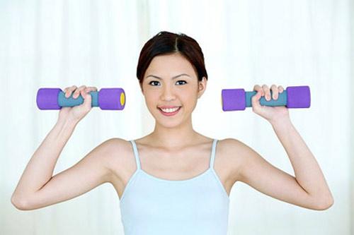 Rèn luyện sức khoẻ với các bài tập vận động giúp bạn trẻ lâu