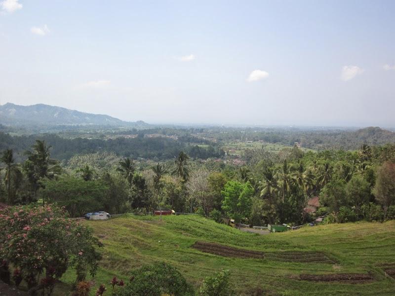 Tempat Wisata Bukit Jambul Karangasem Bali