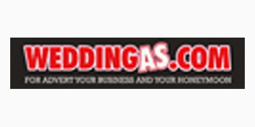 Logo WeddingAS EO