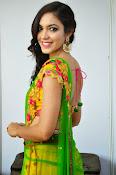Reetu varma sizzling in half saree-thumbnail-17